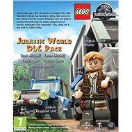 LEGO Jurassic World: Jurassic World DLC Pack (PC) DIGITAL (CZ) - Hra pro PC
