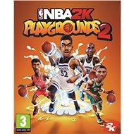 NBA 2K Playgrounds 2 (PC) DIGITAL - Hra pro PC