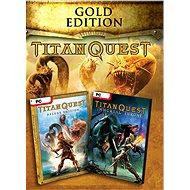 Titan Quest Gold Edition (PC) DIGITAL - PC Game