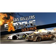 Gas Guzzlers Extreme Gold Edition (PC) DIGITAL - Hra pro PC