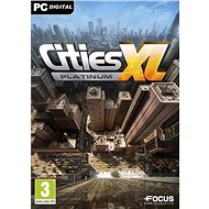 Cities XL Platinum (PC) PL DIGITAL - Hra pro PC
