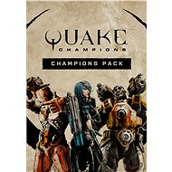 Quake Champions - Champions Pack (PC) DIGITAL EARLY ACCESS (CZ) - Hra pro PC
