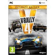 V-rally 4 Ultimate Edition (PC) DIGITAL - Hra pro PC