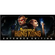 Shadowrun: Hong Kong - Extended Edition (PC) DIGITAL