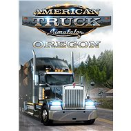 American Truck Simulator: Oregon (PC) DIGITAL (CZ) - Hra pro PC