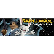 Sam and Max Complete Pack (PC) DIGITAL - Hra na PC