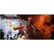Dungeons 3 (PC) DIGITAL - Hra pro PC