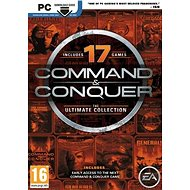 Hra na PC Command & Conquer The Ultimate Collection (PC) DIGITAL