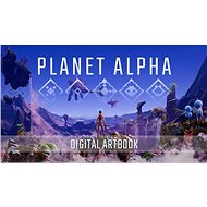 PLANET ALPHA - Digital Artbook (PC) DIGITAL (CZ) - Hra pro PC