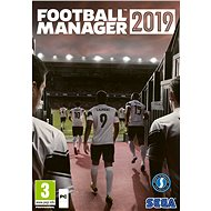 Football Manager 2019 (PC) DIGITAL (CZ) - Hra pro PC