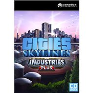 Cities: Skylines - Industries Plus (PC) DIGITAL - Herní doplněk