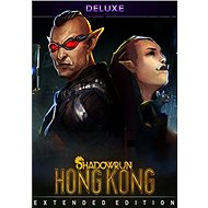Shadowrun: Hong Kong - Extended Edition Deluxe (PC) DIGITAL (CZ) - Hra pro PC