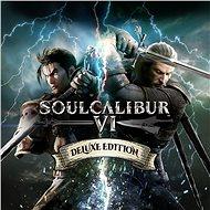 Soulcalibur VI Deluxe Edition (PC) DIGITAL (CZ) - Hra pro PC