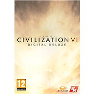 Sid Meier's Civilization VI Digital Deluxe (MAC) DIGITAL (CZ) - Hra pro PC