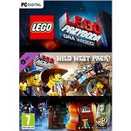 LEGO Movie Videogame: Wild West Pack DLC (PC) DIGITAL