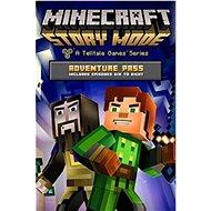 Minecraft: Story Mode - Adventure Pass (PC) DIGITAL (CZ) - Hra pro PC