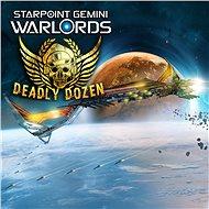 Starpoint Gemini Warlords: Deadly Dozen (PC) DIGITAL - Gaming Accessory