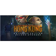 Shadowrun: Hong Kong - Extended Edition Upgrade to Deluxe (DLC) (PC) DIGITAL (CZ) - Hra pro PC
