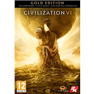 Sid Meier's Civilization VI Gold Edition (PC) DIGITAL (CZ) - Hra pro PC