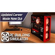 PC Building Simulator (PC) DIGITAL - Hra na PC