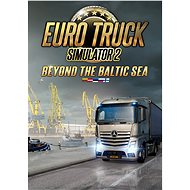 Euro Truck Simulator 2: Beyond the Baltic Sea (PC) DIGITAL - Herní doplněk