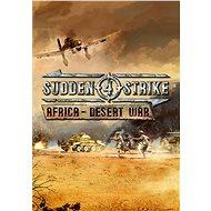 Sudden Strike 4 - Africa: Desert War (PC) DIGITAL - Hra pro PC