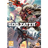 GOD EATER 3 (PC) DIGITAL - Hra pro PC