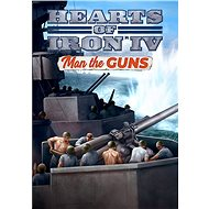 Hearts of Iron IV: Man the Guns (PC) DIGITAL (CZ)