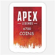 Apex Legends - 6700 coins (PC) DIGITAL - Herní doplněk