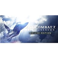 ACE COMBAT 7: SKIES UNKNOWN DELUXE (PC) (Steam) - Hra pro PC