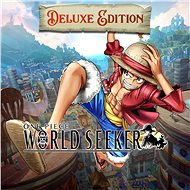 ONE PIECE World Seeker Deluxe Edition (PC) Klíč Steam - Hra pro PC