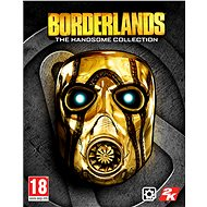 Borderlands: The Handsome Collection (PC) Klíč Steam (CZ) - Hra pro PC