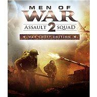 Men of War : Assault Squad 2 War Chest Edition (PC) Klíč Steam - Hra na PC