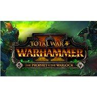 Total War: Warhammer II - The Prophet & the Warlock DLC (PC) klíč Steam - Herní doplněk