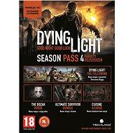 Dying Light : Season Pass (PC) Steam - Herní doplněk