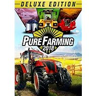 Pure Farming 2018 - Pure Farming Deluxe (PC) Klíč Steam (CZ)