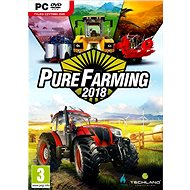 Pure Farming 2018 (PC) Klíč Steam - Hra na PC