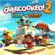 Overcooked! 2 - Surf and Turf (PC) Klíč Steam - Hra pro PC