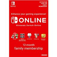 365 Days Online Membership - Family Nintendo Switch Digital - Console Game