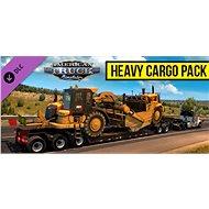 American Truck Simulator - Heavy Cargo Pack (PC/MAC/LX)  Steam DIGITAL - Hra pro PC