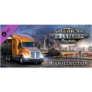 American Truck Simulator - Washington (PC)  Steam DIGITAL - Hra pro PC