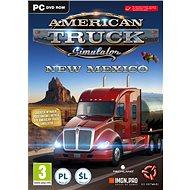 American Truck Simulator: New Mexico (PC)  Steam DIGITAL - Hra pro PC