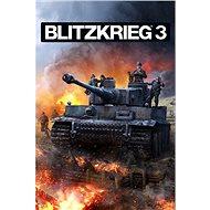 Blitzkrieg 3 Deluxe Edition (PC) DIGITAL - Hra pro PC