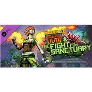 Borderlands 2: Commander Lilith & the Fight for Sanctuary (PC)  Steam DIGITAL - Herní doplněk