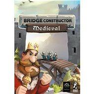 Bridge Constructor Medieval (PC)  Steam DIGITAL - Hra na PC