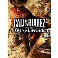 Call of Juarez: Gunslinger (PC)  Steam DIGITAL - Hra na PC