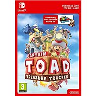 Captain Toad: Treasure Tracker - Nintendo Switch Digital - Hra pro konzoli