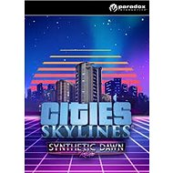 Cities: Skylines - Synthetic Dawn Radio (PC)  Steam DIGITAL - Herní doplněk