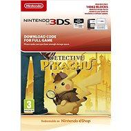 Detective Pikachu - Nintendo 2DS/3DS Digital - Hra pro konzoli