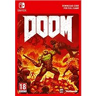 DOOM - Nintendo Switch Digital - Hra pro konzoli